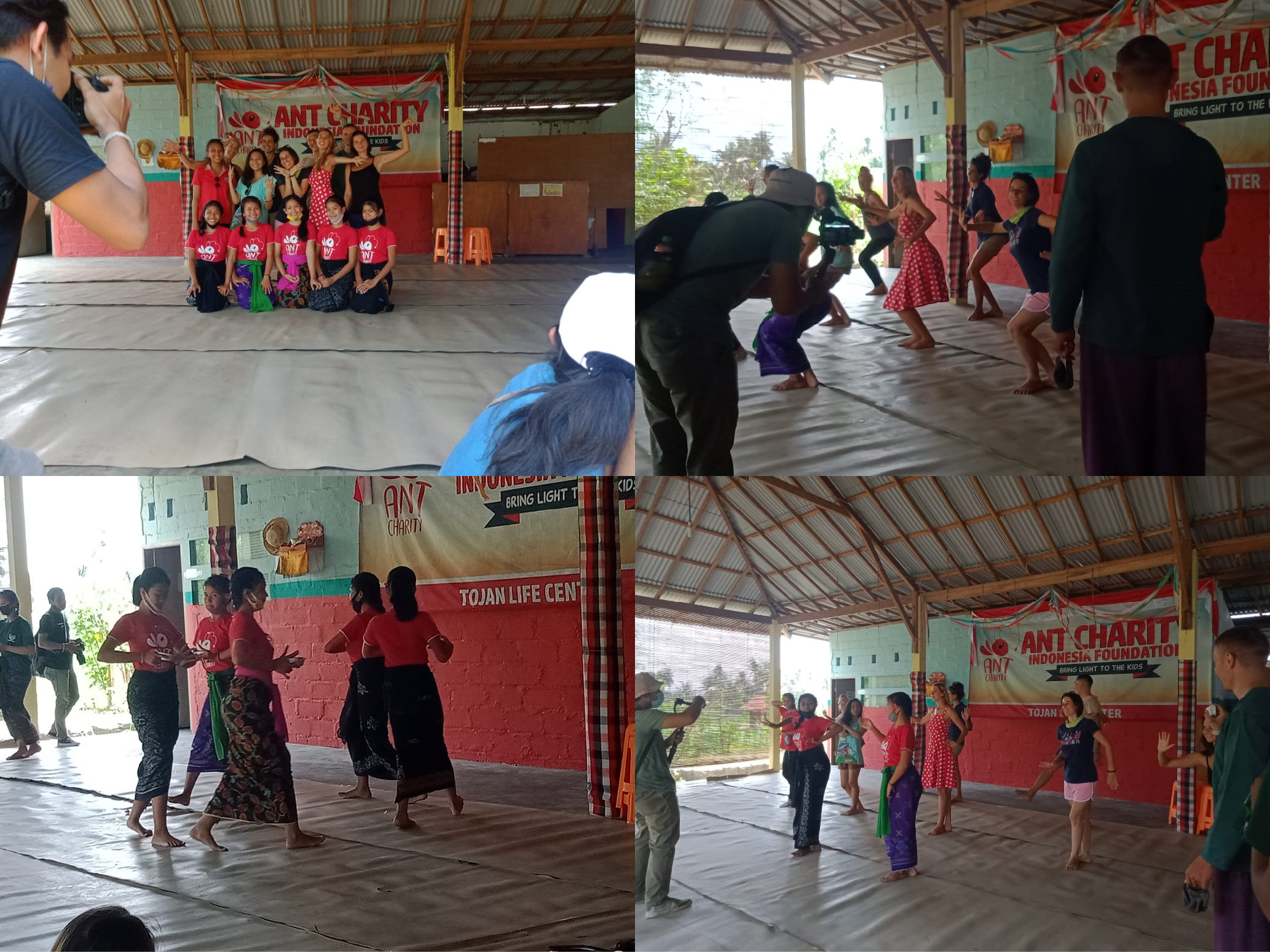 The Role of Ant Charity in Tourism Development in Tojan Village, Bali