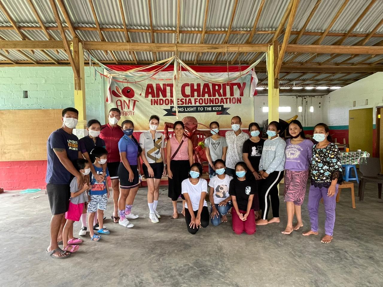 Kunjungan ke Life Center Tojan, Bali di awal tahun 2021
