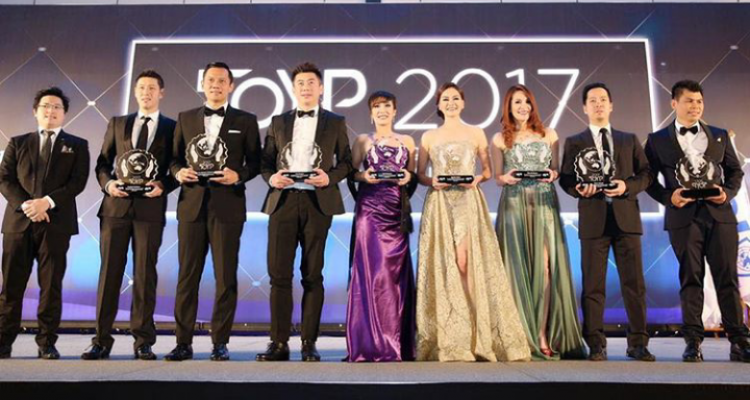 10 Indonesian Youths Awarded in Junior Chamber International