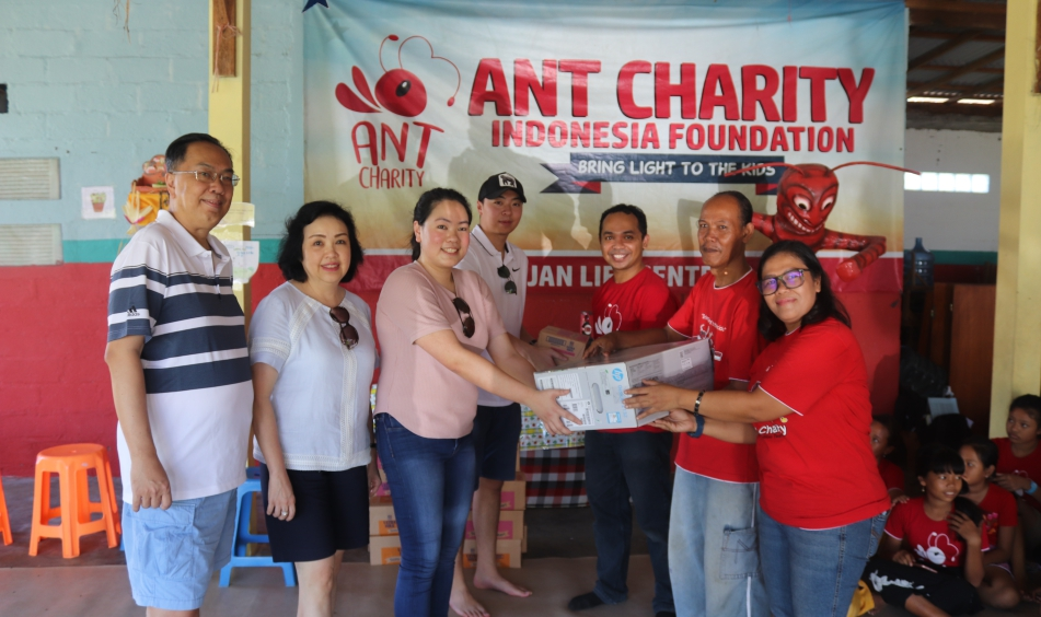 Donors' Visit