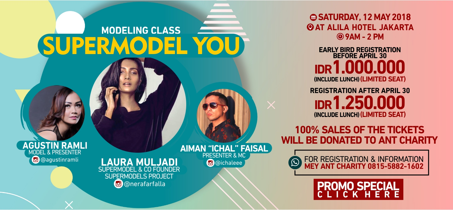 Supermodel You - Modeling Class