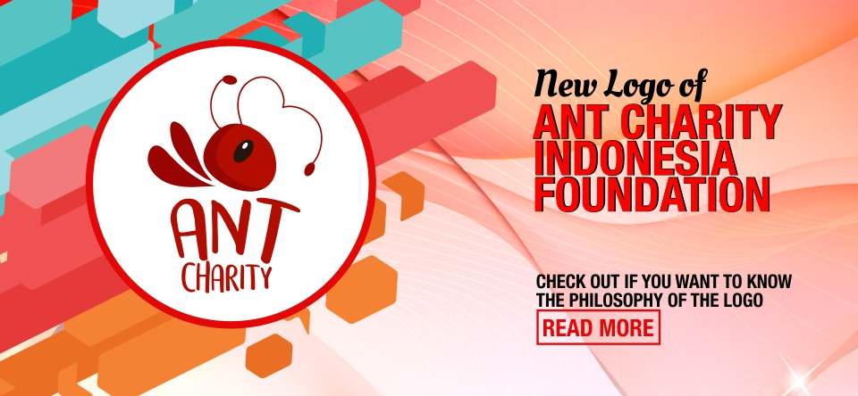 New Logo Of Ant Charity