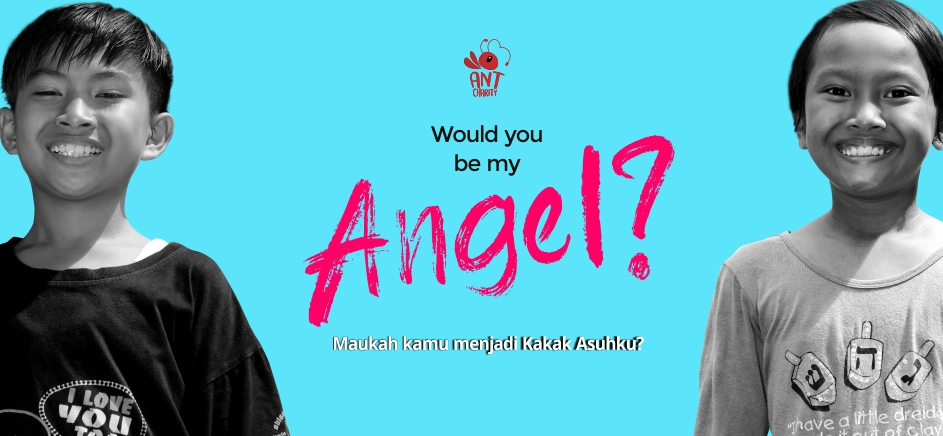 Would You Be My Angel